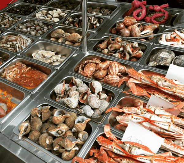 Best destinations for seafood in Saigon Ho Chi Minh city VietNam ...