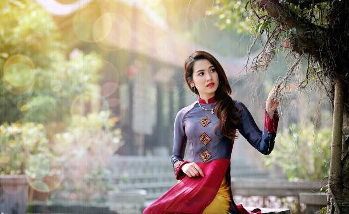 Where-buy-Vietnamese-national-costume-Saigon-Ho-Chi-Minh-VietNam